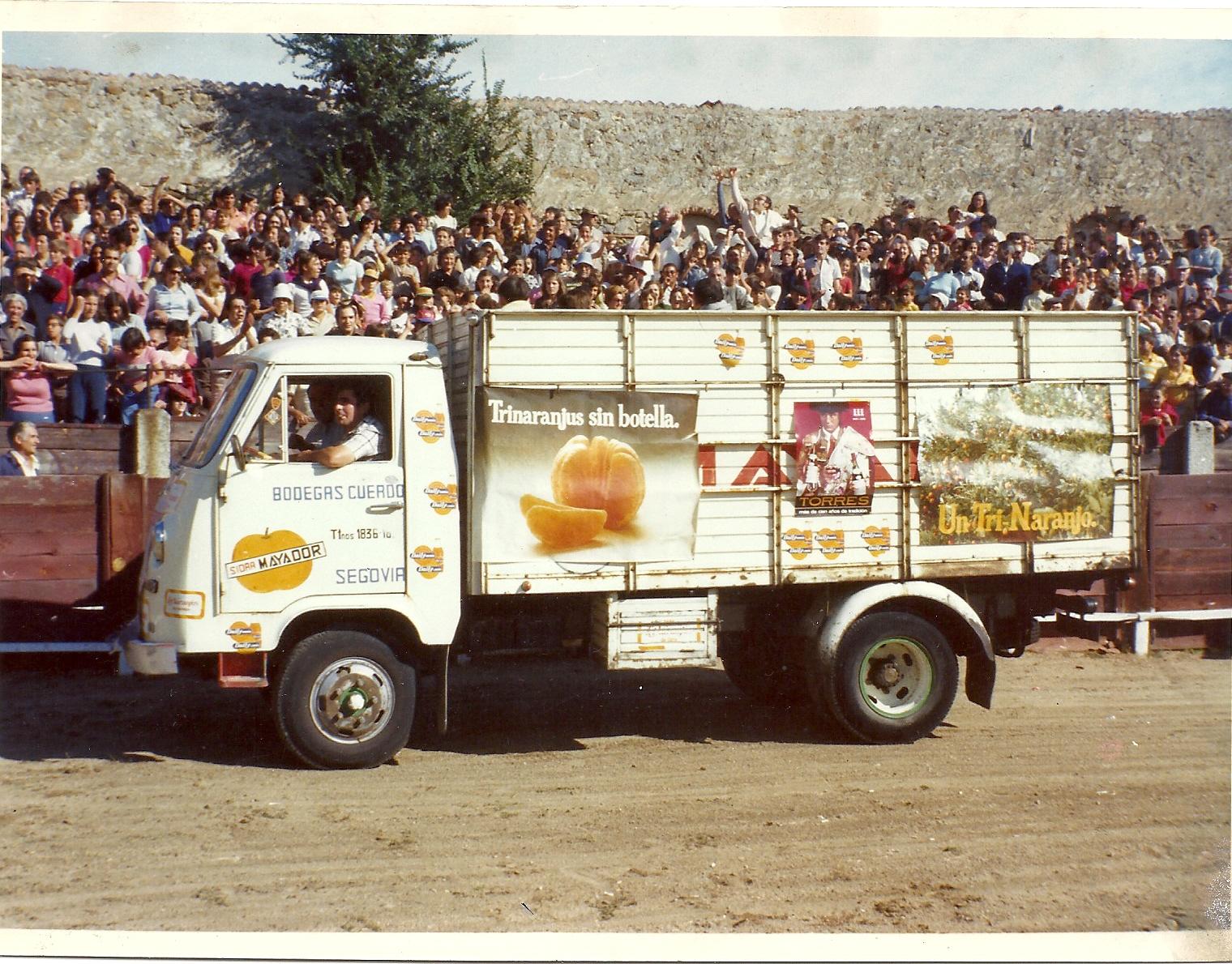 Santa Marta Fiesta de los Camareros en Segovia