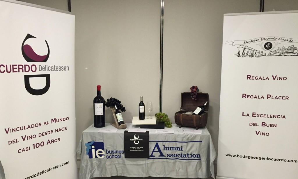 Evento-en-el-IE-con-Cuerdo-Delcatessen-y-Bodega-Eugenio-Cuerdo-(2015)